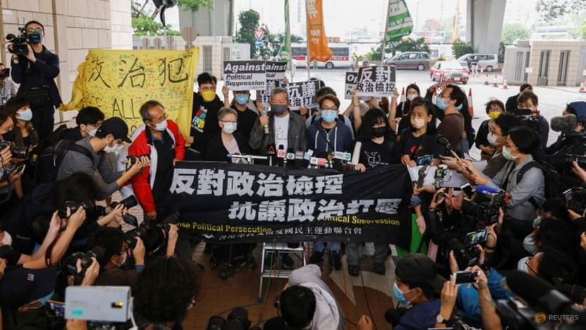 Organiser of Hong Kong Tiananmen anniversary rally investigated by national security police