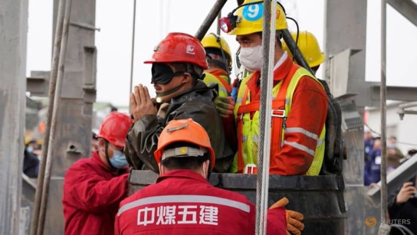 Six killed in fire at gold mine in eastern China