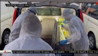 Undertakers in Singapore going the extra mile as COVID-19 claims more lives | Video