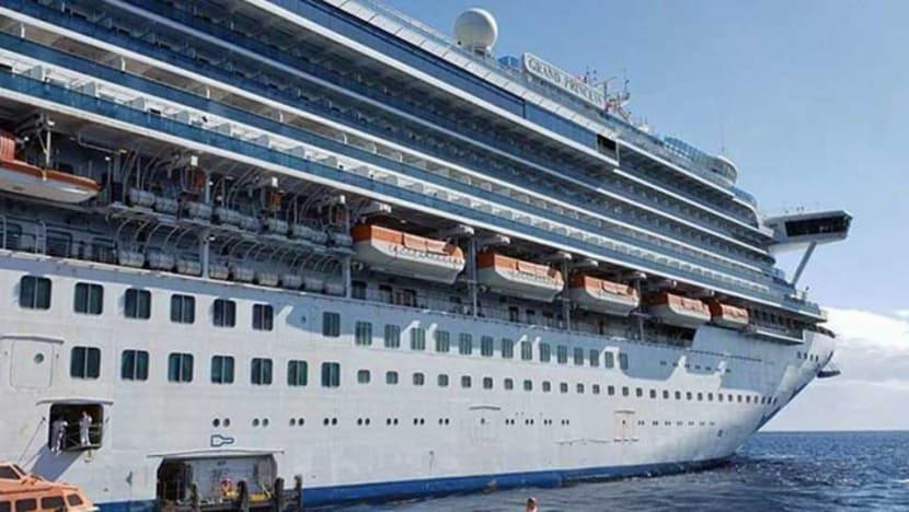 California downplays fears as coronavirus-hit ship set to dock