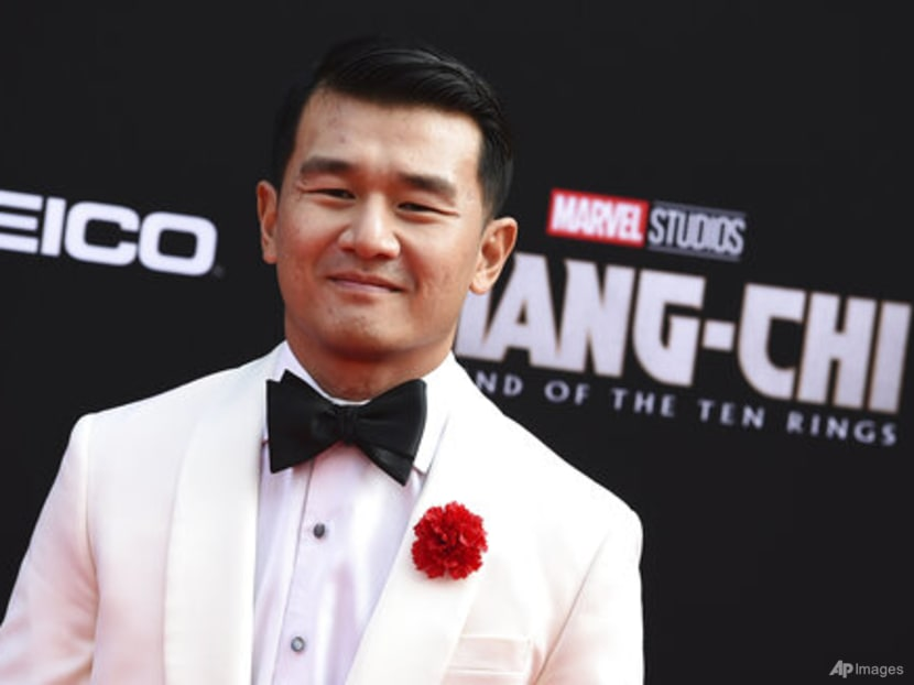 Ronny Chieng's dad gifted him a Rolex watch just before he passed away