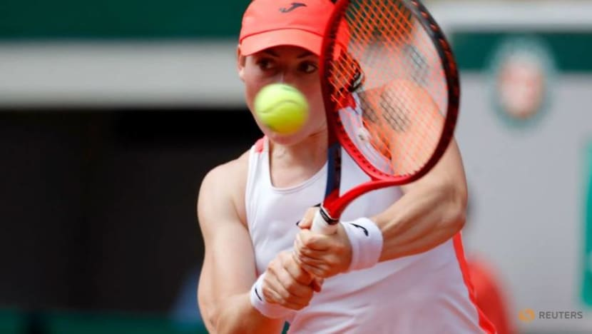 Tennis-Patient Pavlyuchenkova rewarded as she reaches French Open final in 52nd major