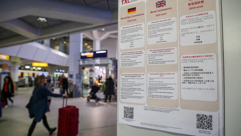 Wuhan virus: First confirmed case in Germany also Europe's first human-to-human transmission