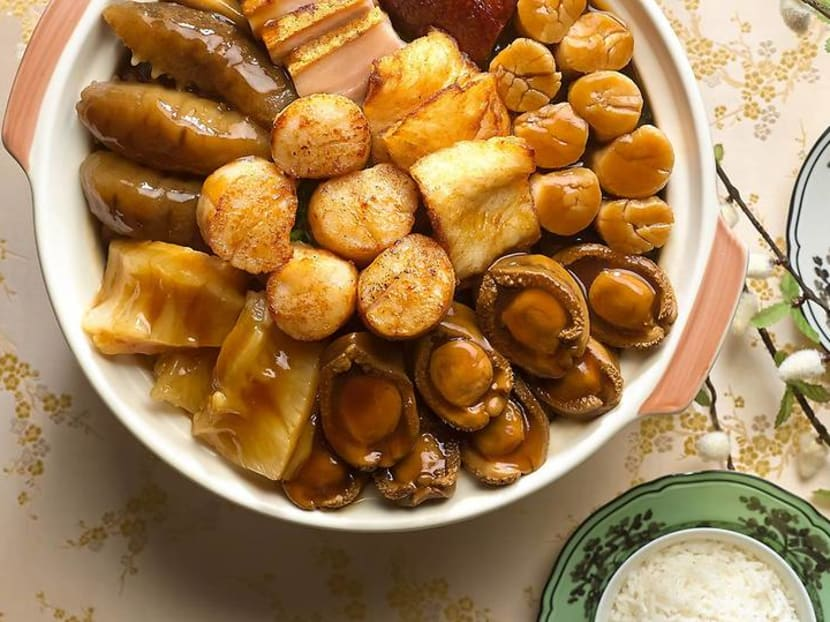 Celebrating Chinese New Year at home? You can order pen cai for takeaway