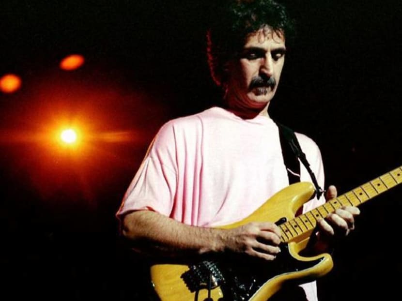 From the musician's own vault comes documentary 'Zappa'