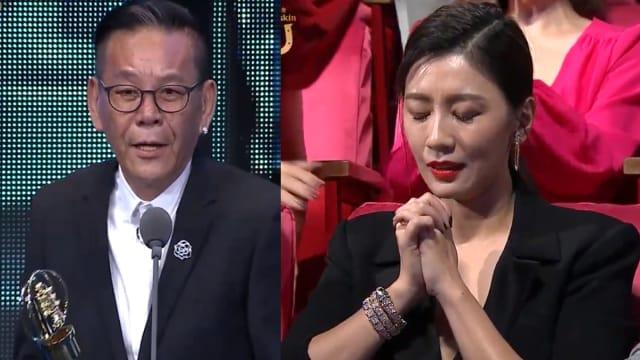 【金钟54】龙劭华、贾静雯夺视帝视后!