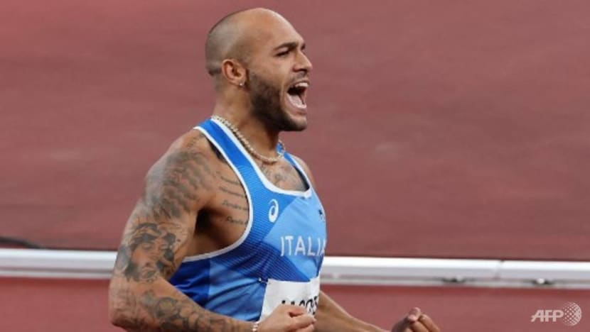 Athletics: Italy's Lamont Marcell Jacobs wins men's 100m gold at Olympics