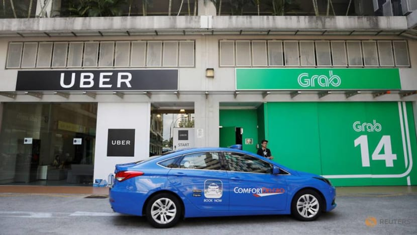 Commentary: Regulators need a fresh approach to the Grab-Uber merger