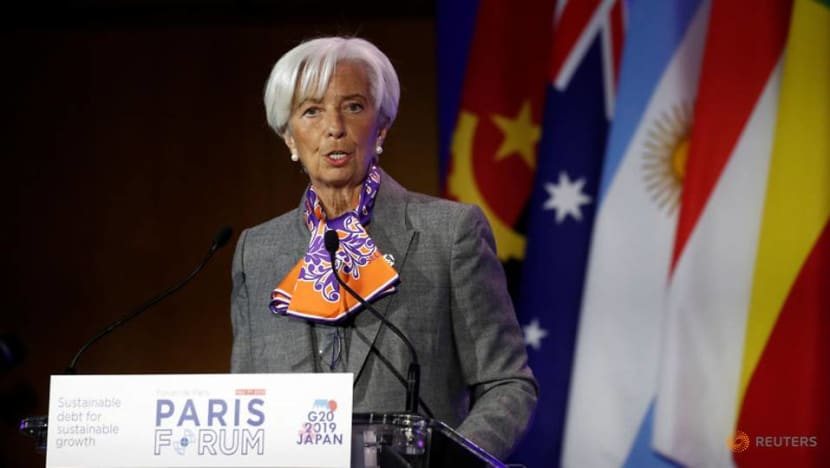 Resolving trade tensions 'immediate priority' for G20: IMF's Lagarde