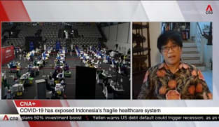 Asia First Encore - S1: CNA+: Insight documents Indonesia's Covid fight