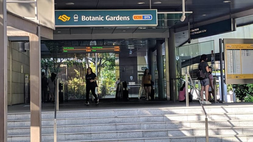 Rail reliability improves but Circle Line sees increase in delays