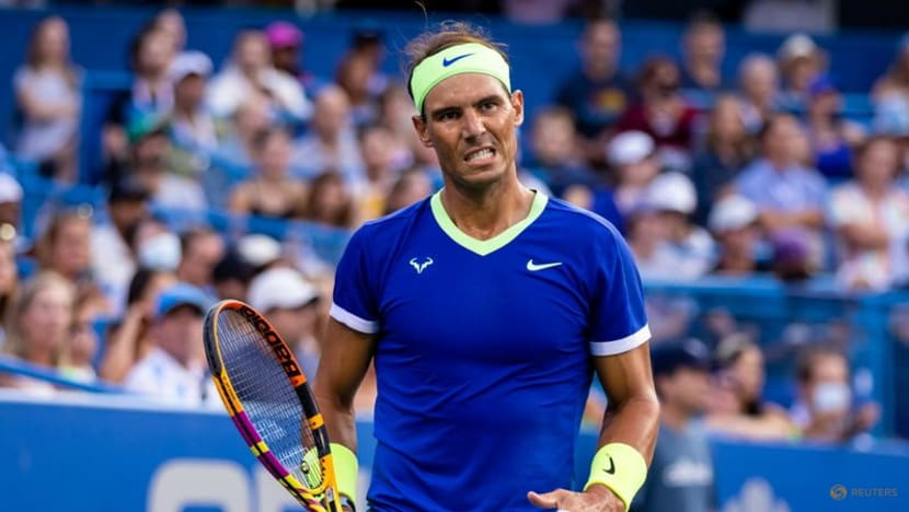 Tennis: Nadal ends 2021 season prematurely over niggling foot issue