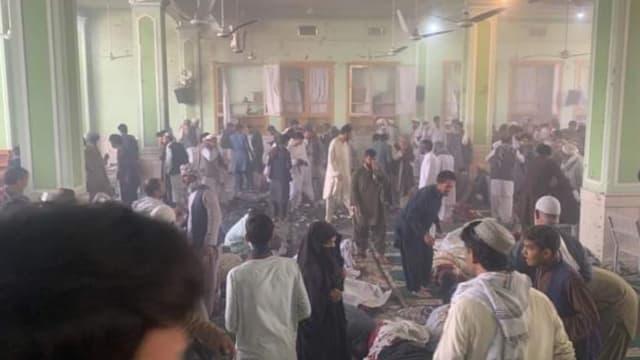 阿富汗回教堂爆炸 至少16死32伤
