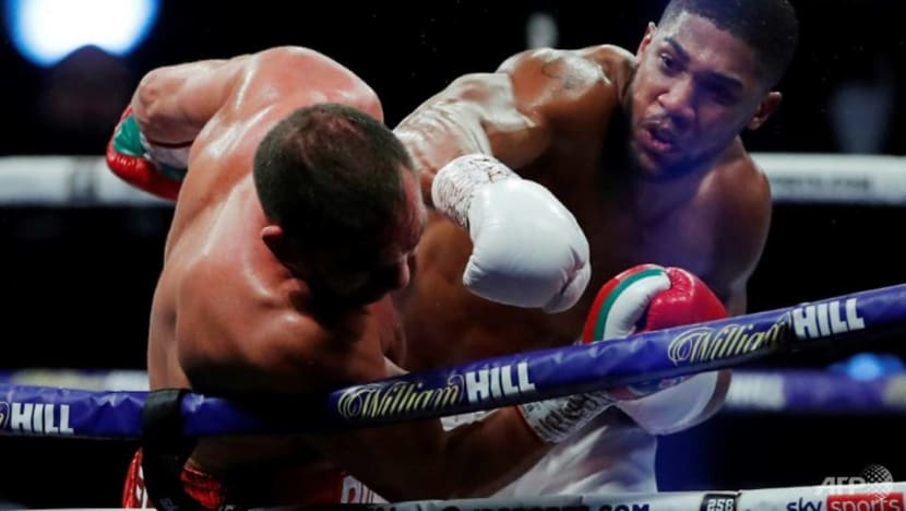 Boxing: Joshua to defend heavyweight titles against Usyk in September
