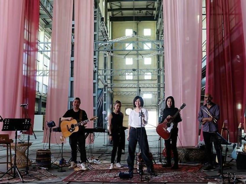 Singaporean singer Stef Sun: 'I'm already 42 but I still want to sing'