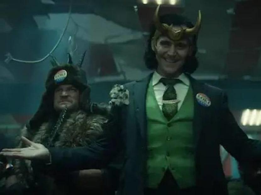 Loki star Tom Hiddleston pleased that Marvel's new series addresses gender fluidity