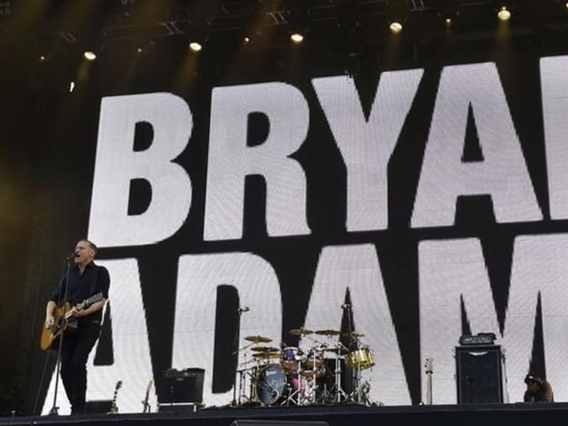 Rocker Bryan Adams apologises for 'anti-Chinese' online rant over COVID-19