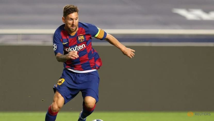 Football: Barca in new turmoil after Messi tells club he wants to leave