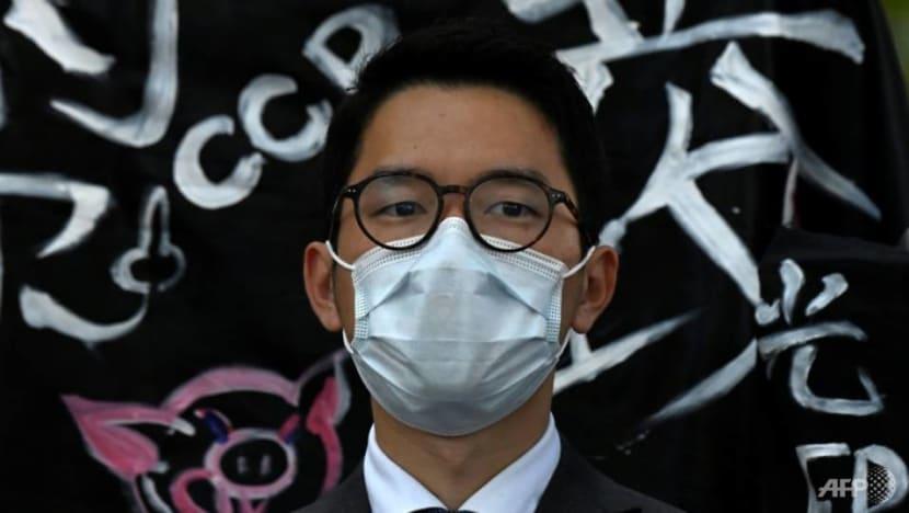Hong Kong activist Nathan Law seeking asylum in the UK