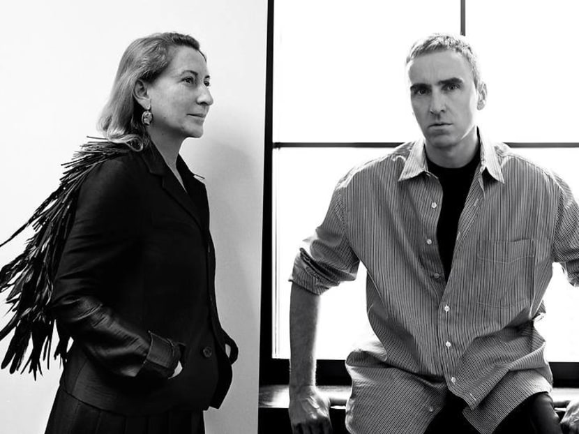 What Raf Simons joining Prada as co-creative director means for fashion