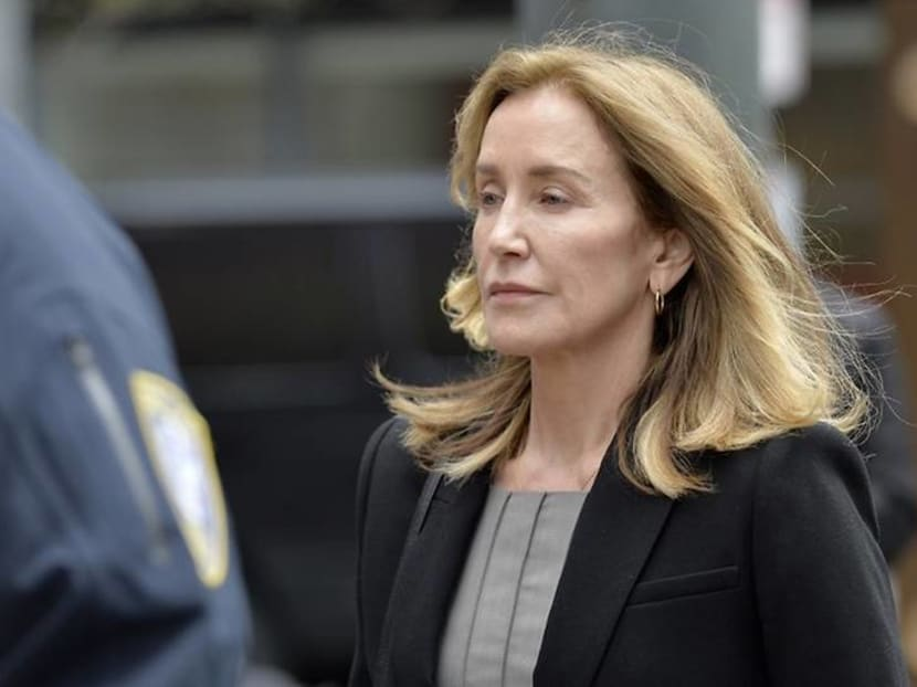 French vanilla cappuccino in jail? Felicity Huffman may do time in a 'cushy' prison