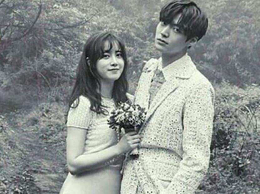 Korean actors Ahn Jae-hyun and Goo Hye-sun are in the midst of divorce proceedings