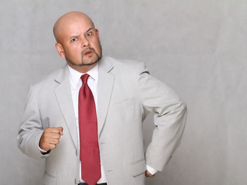 """Godfather of Malaysian stand-up Harith Iskander: """"I'm not a shock comedian!"""""""