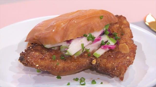 《科学食验事》食谱:创意猪扒包
