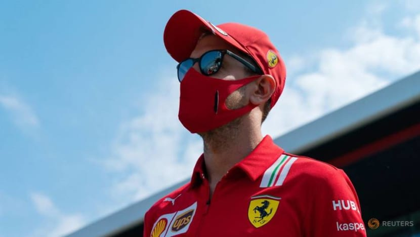 Vettel says Ferrari messed up with nonsensical strategy