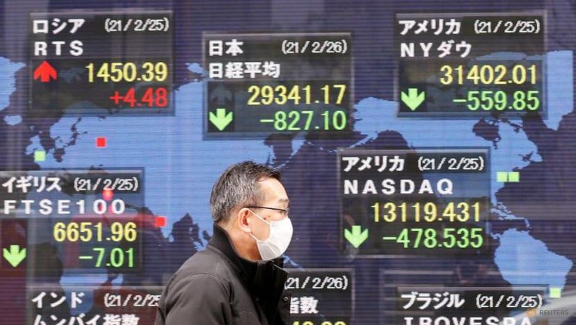Asia stocks off to cautious start, eye China data