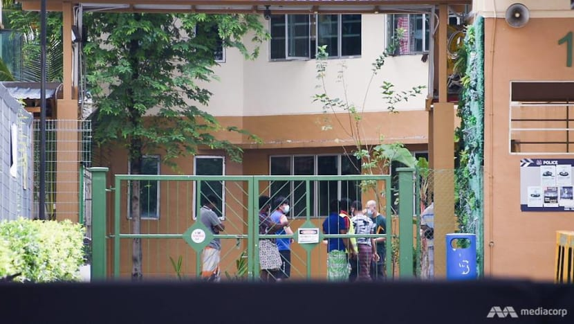 COVID-19: New programme at dormitories to educate operators, residents on infection prevention