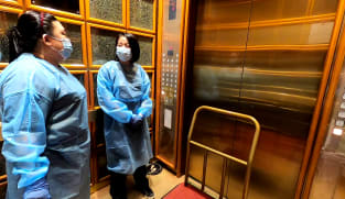 Pandemic Borders - S1E1: Inside The Quarantine Hotel