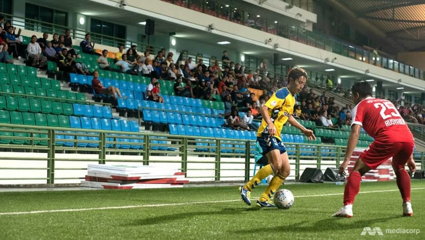 Eight clubs to share four stadiums for 2019 Singapore Premier League season, move 'not permanent': FAS