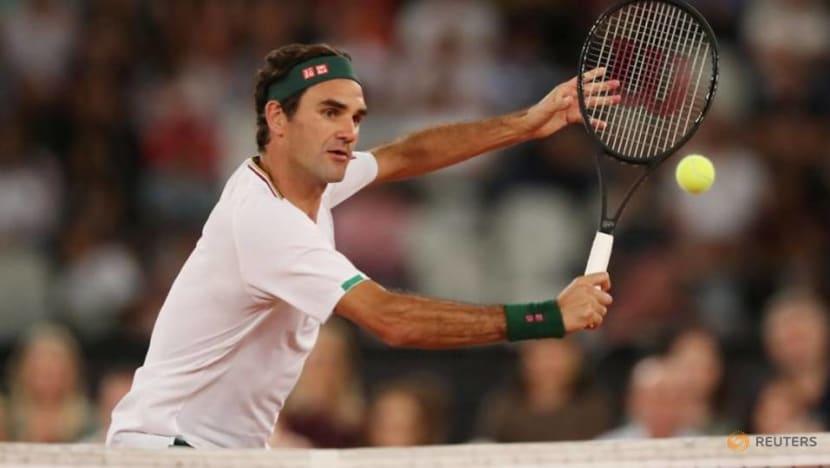 Tennis: Federer beats Evans in first match for 14 months