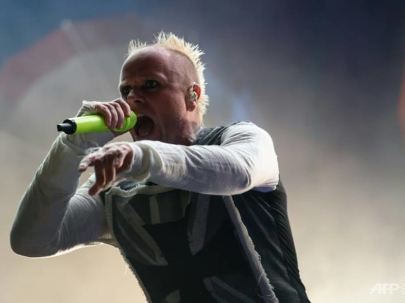 Prodigy singer Keith Flint died from hanging, investigations reveal