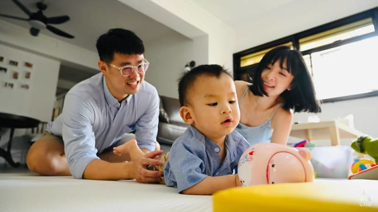 They grieved when their baby was born blind. Now they see a world of possibilities for him