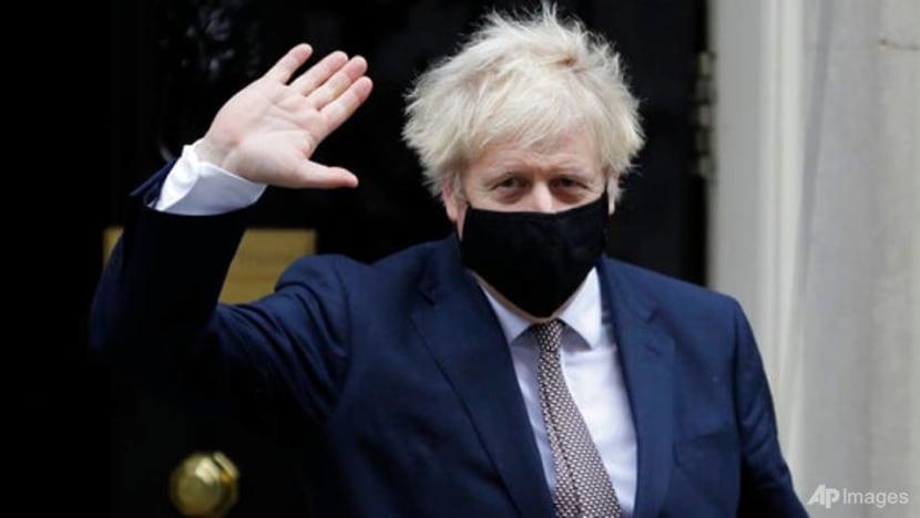 UK PM Johnson might take COVID-19 shot on TV, but won't jump queue: Press secretary