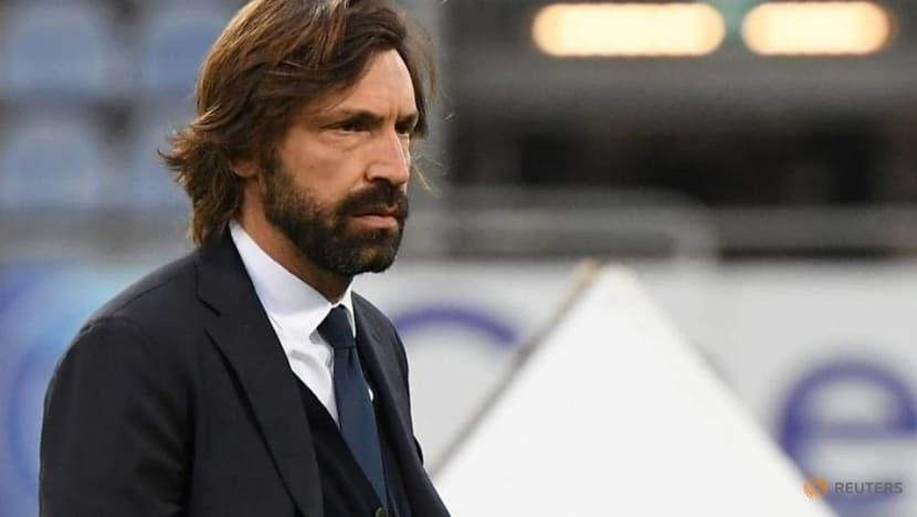 Football: Pirlo says Juve ready to play Napoli but would respect any COVID delay