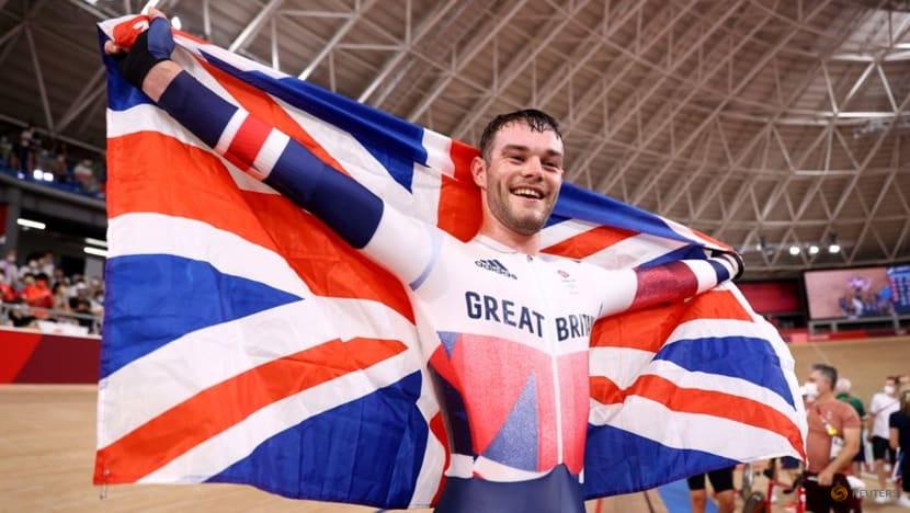 Olympics-Cycling-British wonder Walls rides to omnium gold