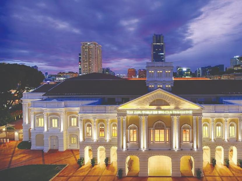 This staycation package gives you backstage access to historic Singapore buildings