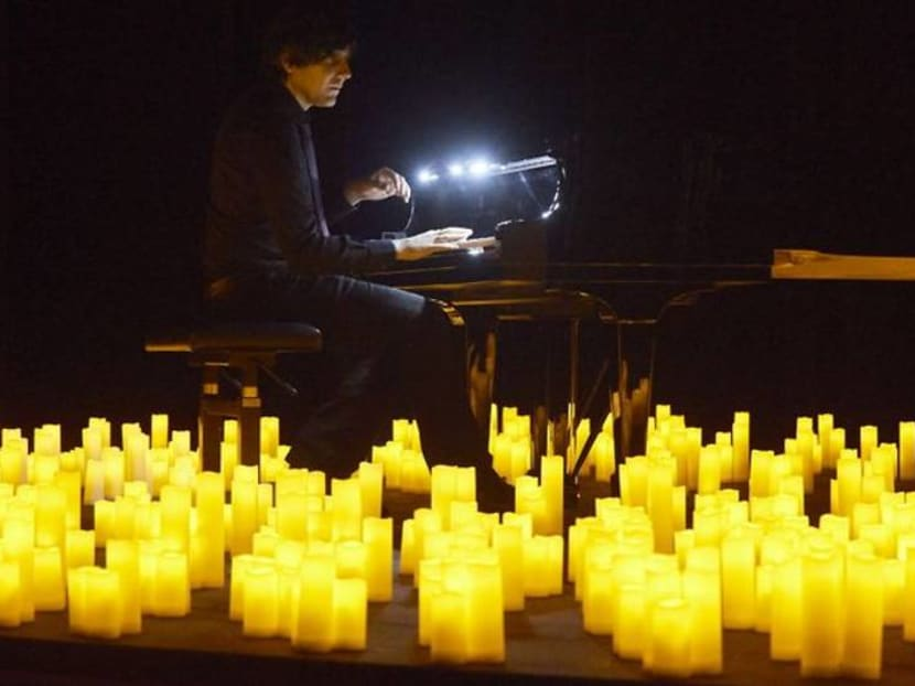 'I'm coming back to life' pianist says, as Geneva reopens