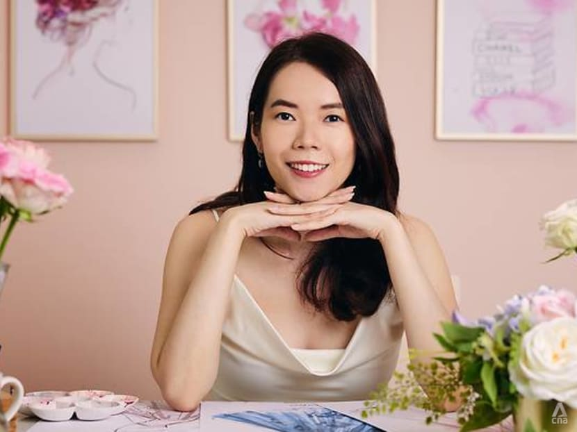 The 29-year-old Singaporean illustrator who counts Chanel, Dior as clients