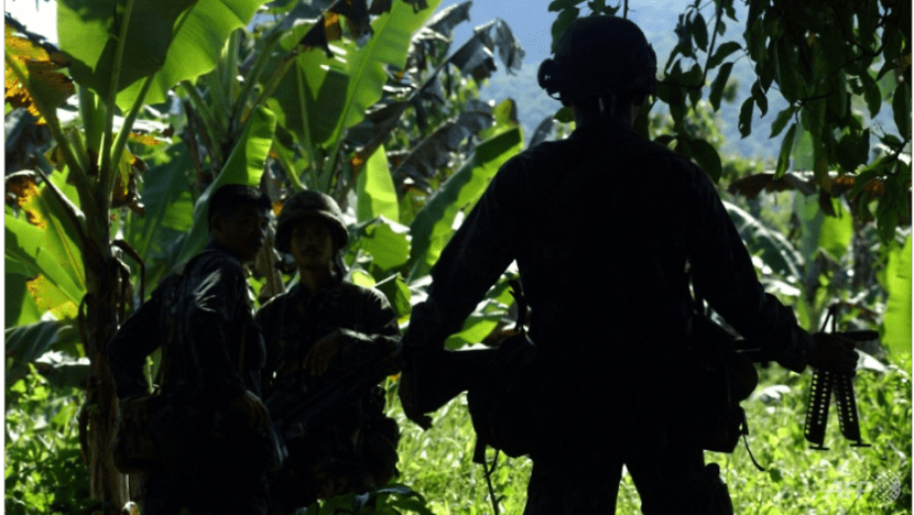 Philippine troops kill 4 Abu Sayyaf militants, including commander wanted for beheadings