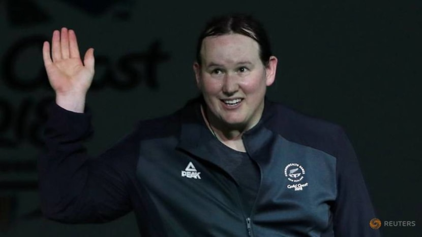 Weightlifting: Transgender athlete Hubbard thanks IOC for Games inclusion