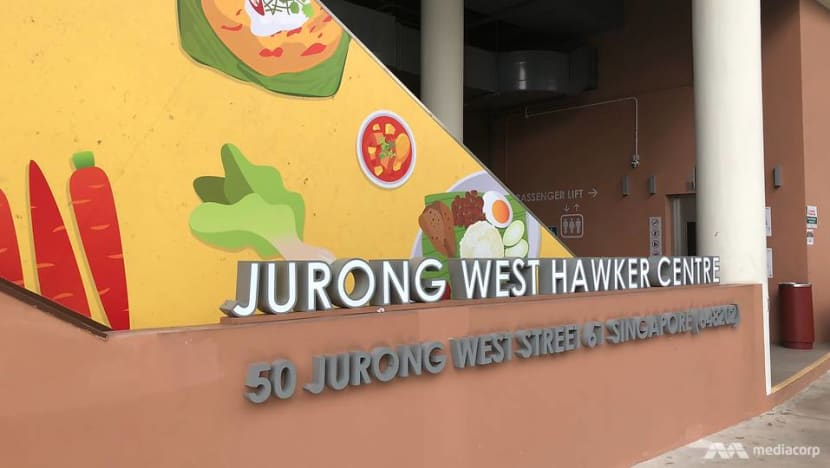 Jurong West Hawker Centre to close temporarily as NEA seeks new operator