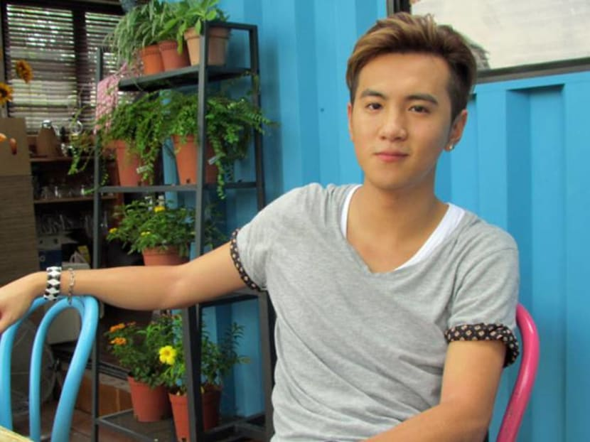 """Ian Fang: """"Love conquers all? I don't believe in that."""""""