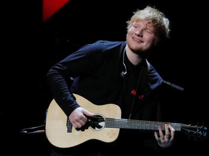 Ed Sheeran to return to Singapore in April for concert at National Stadium