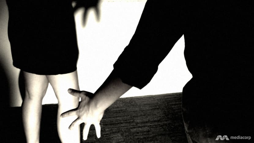 Man who stalked 'cute' 18-year-old girl home and molested her jailed, caned