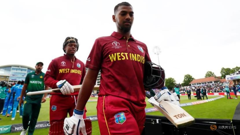 Cricket: Rain washes out West Indies v Pakistan third T20 match