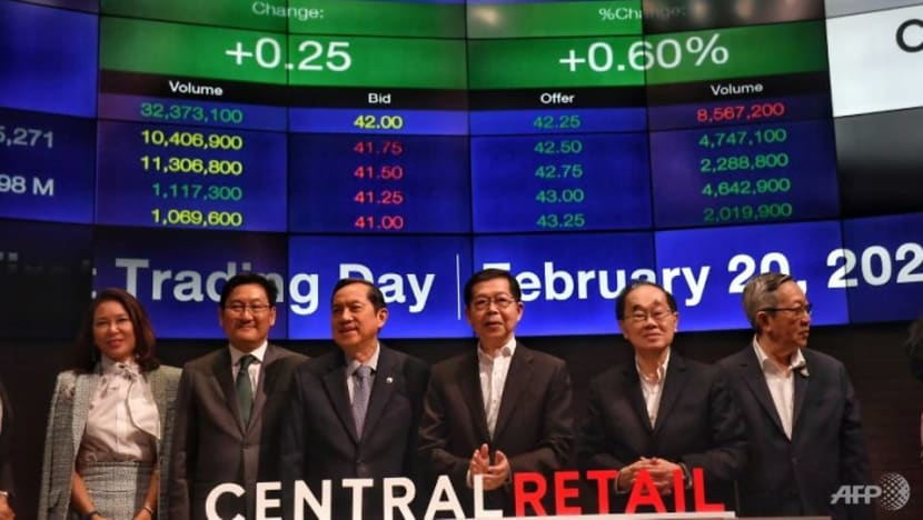 Thai retail giant launches record-breaking IPO